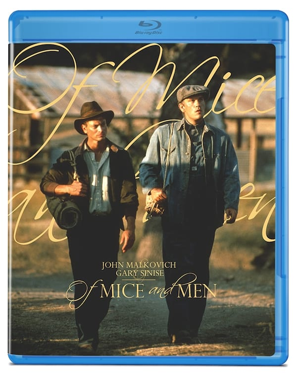 of mice and men by john steinbeck brought to life by producer gary sinise John steinbeck's classic 1937 novel is given new life by director gary sinise who  also plays the part of george milton, a laborer who has thrown in his lot with a.