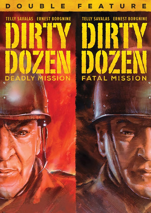 Dirty Dozen: The Deadly Mission & The Fatal Mission