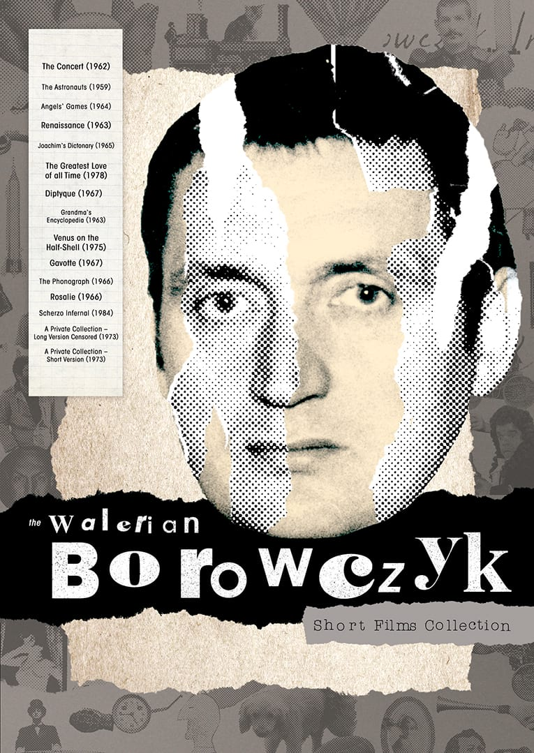 Walerian Borowczyk - Short Films Collection